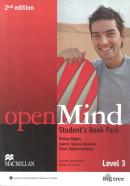 OPEN MIND 3 STUDENT´S BOOK WITH DVD AND WEBCODE - 2ND ED