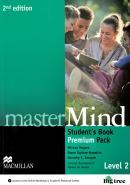 MASTERMIND 2 STUDENT´S BOOK PREMIUM PACK - 2ND ED