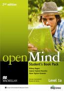 OPEN MIND 1A STUDENT´S BOOK WITH WORKBOOK PACK - 2ND ED