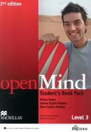 OPEN MIND 3 STUDENT´S BOOK WITH WORKBOOK PACK - 2ND ED