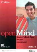OPEN MIND 3A STUDENT´S BOOK WITH WORKBOOK PACK - 2ND ED