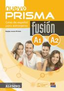 NUEVO PRISMA FUSION A1+A2 - LIBRO DEL ALUMNO
