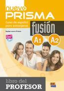 NUEVO PRISMA FUSION A1+A2 - LIBRO DEL PROFESOR