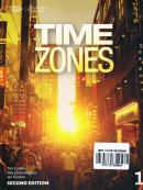 TIME ZONES 1 STUDENT´S BOOK WITH ONLINE WORKBOOK AND STARTER - 2ND ED