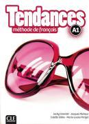 TENDANCES A1 - LIVRE DE L´ELEVE + DVD