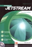 AMERICAN JETSTREAM PRE-INTERMEDIATE WB + AUDIO CD + E-ZONE
