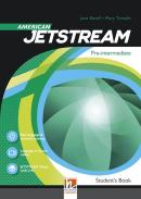 AMERICAN JETSTREAM PRE-INTERMEDIATE SB + E-ZONE