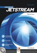 AMERICAN JETSTREAM ELEMENTARY WB + AUDIO CD + E-ZONE