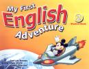 MY FIRST ENGLISH ADVENTURE 2 STUDEN´T BOOK - 1ST ED