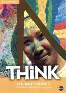 THINK 3 STUDENT´S BOOK - 1ST ED