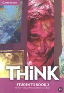 THINK 2 STUDENT´S BOOK - 1ST ED