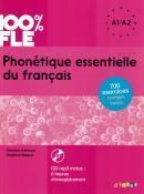 PHONETIQUE ESSENTIELLE DU FRANCAIS A1/A2 + CD MP3
