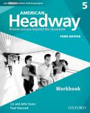 AMERICAN HEADWAY 5 WB WITH ICHECKER - 3RD ED