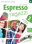 ESPRESSO RAGAZZI 1 + CD + DVD