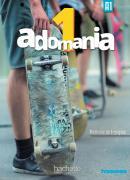 ADOMANIA 1 LIVRE DE L´ELEVE + DVD-ROM (A1)