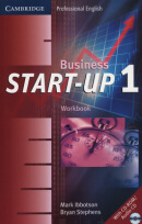 BUSINESS START-UP 1 WB WITH CD-ROM/AUDIO-CD - 1ST ED