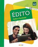 EDITO A2 CAHIER D´EXERCICES + CD MP3