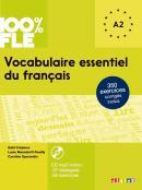 VOCABULAIRE ESSENTIEL DU FRANCAIS A2 - LIVRE + CD MP3