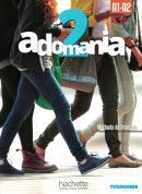 ADOMANIA 2 LIVRE DE L´ELEVE + DVD-ROM (A1-A2)