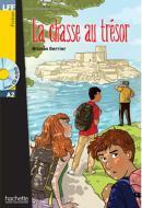 CHASSE AU TRESOR, LA + CD AUDIO MP3 (A2)