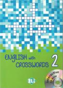 ENGLISH WITH CROSSWORDS 2 + INTERACTIVE CD-ROM