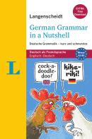 LANGENSCHEIDT GERMAN GRAMMAR IN A NUTSHELL - BUCH MIT DOWNLOAD