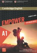 CAMBRIDGE ENGLISH EMPOWER STARTER STUDENT´S BOOK WITH ONLINE ASSESSMENT AND PRACTICE AND ONLINE WORKBOOK - 1ST ED
