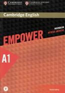 CAMBRIDGE ENGLISH EMPOWER STARTER WORKBOOK WITHOUT ANSWERS - 1ST ED