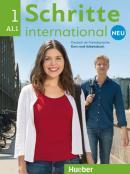 SCHRITTE INTERNATIONAL NEU 1 KURSBUCH MIT ARBEITSBUCH+CD ZUM ARBEITSBUCH