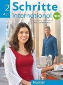 SCHRITTE INTERNATIONAL NEU 2 KURSBUCH MIT ARBEITSBUCH+CD ZUM ARBEITSBUCH