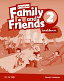 FAMILY AND FRIENDS 2 WB - 2ND ED