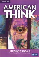 AMERICAN THINK 2 STUDENT´S BOOK - 1ST ED