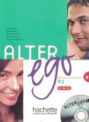 ALTER EGO LIVRE DE L´ELEVE 2 + CD