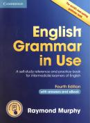 ENGLISH GRAMMAR IN USE WITH ANSWERS AND INTERACTIVE E-BOOK - 4TH ED  - CUP - CAMBRIDGE UNIVERSITY