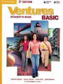 VENTURES BASIC STUDENT´S BOOK WITH AUDIO CD AND ONLINE WORKBOOK - 2ND ED