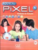 NOUVEAU PIXEL 1 - LIVRE DE L´ELEVE + DVD-ROM