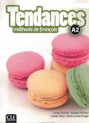 TENDANCES A2 - LIVRE DE L´ELEVE + DVD-ROM + CD AUDIO