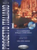 NUOVO PROGETTO ITALIANO 1 - LIBRO DELLO STUDENTE + CD-ROM