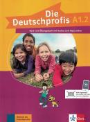 DIE DEUTSCHPROFIS A1.2 KURS- UND UBUNGSBUCH + ONLINE-HORMATERIAL