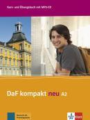 DAF KOMPAKT NEU A2 KURS- UND UBUNGSBUCH + MP3-CD