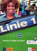 LINIE 1 A2 KURS- UND UBUNGSBUCH MIT DVD-ROM