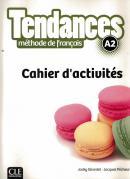 TENDANCES A2 - CAHIER D´EXERCICES