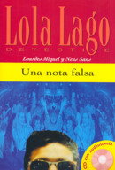 UNA NOTA FALSA - NIVEL A2 - LIBRO + CD AUDIO