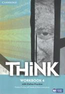 THINK 4 WB WITH ONLINE  PRACTICE - 1ST ED