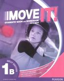 MOVE IT! 1B SB AND WB WITH MP3 - 1ST ED