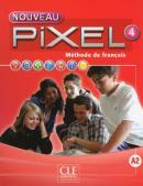 NOUVEAU PIXEL 4 - LIVRE DE L´ELEVE + DVD-ROM
