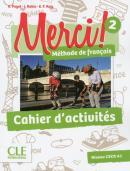 MERCI! 2 - CAHIER D´ACTIVITES