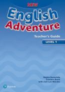 NEW ENGLISH ADVENTURE 1 TB - 1ST ED