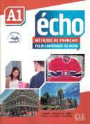ECHO A1 POUR L´AMERIQUE DU NORD - LIVRE + CD AUDIO