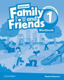 AMERICAN FAMILY AND FRIENDS 1 WBORKBOOK -  2ND ED